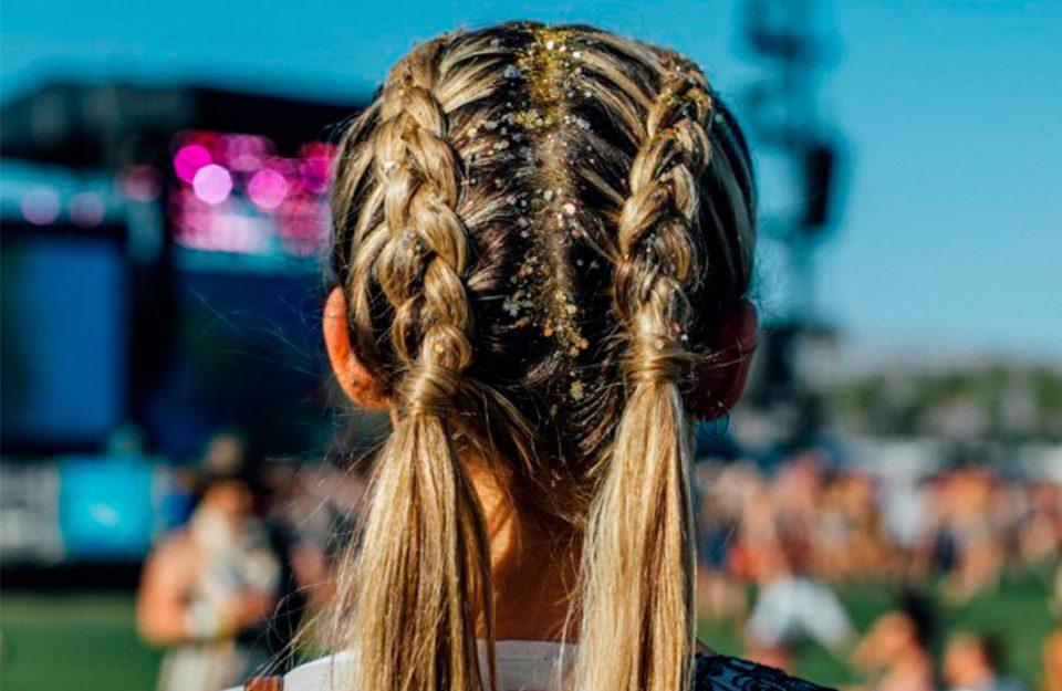 5 Ideias de Tranças Decoradas para o Carnaval