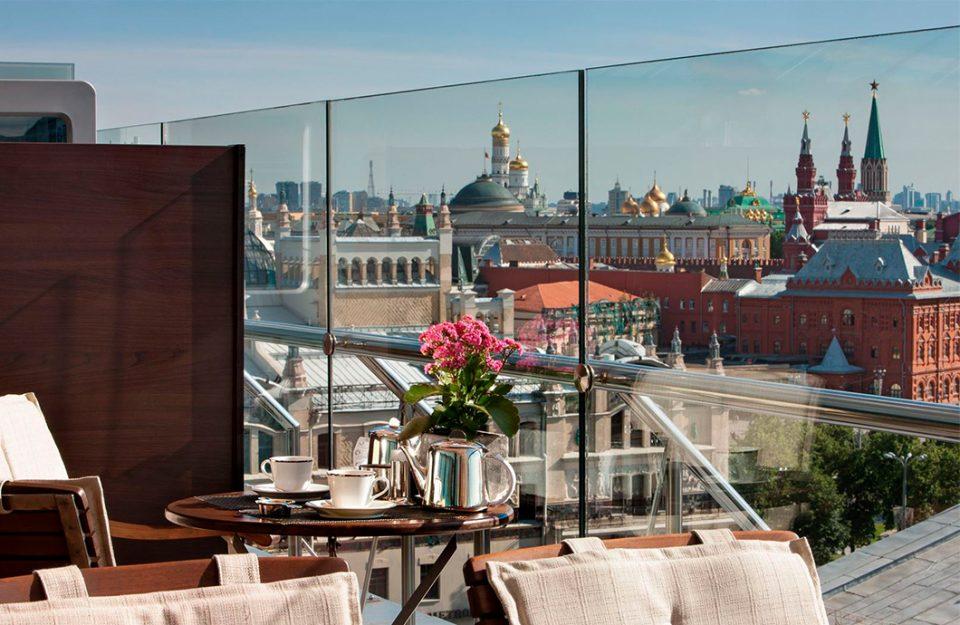 Os 5 melhores hotéis boutique de Moscou