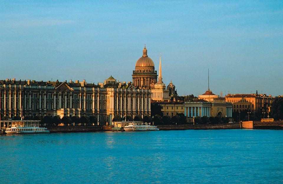 As 5 regiões mais interessantes de São Petersburgo