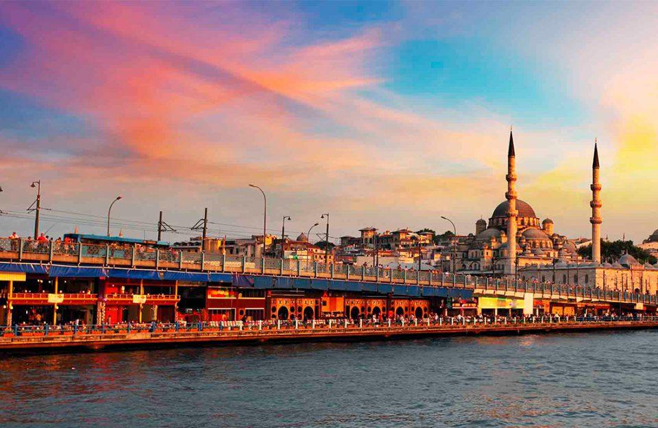 Os melhores hotéis de Istambul