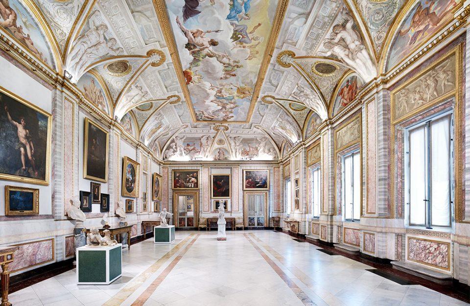 Os melhores museus e galerias de arte em Roma