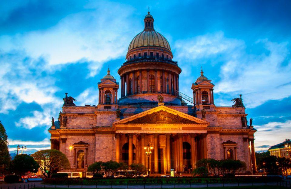 5 lugares que você precisa conhecer em São Petersburgo