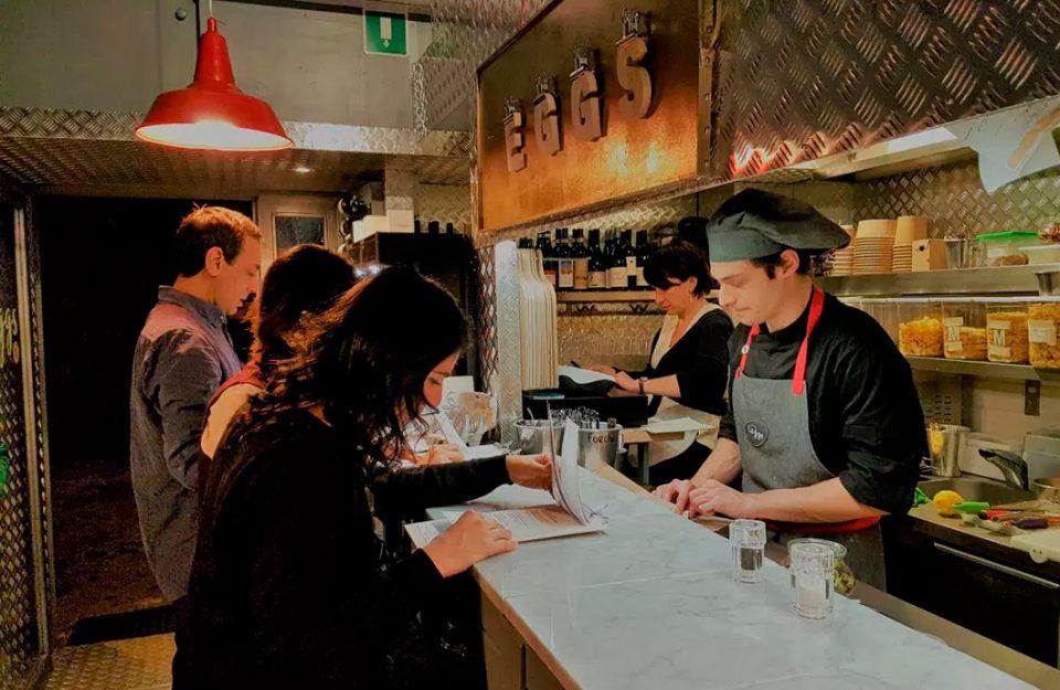 Eggs: O Restaurante com o Melhor Carbonara de Roma