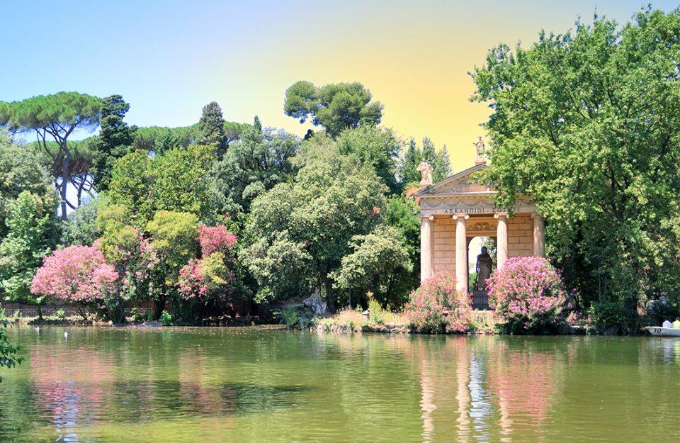 Onde tirar fotos lindas em Roma