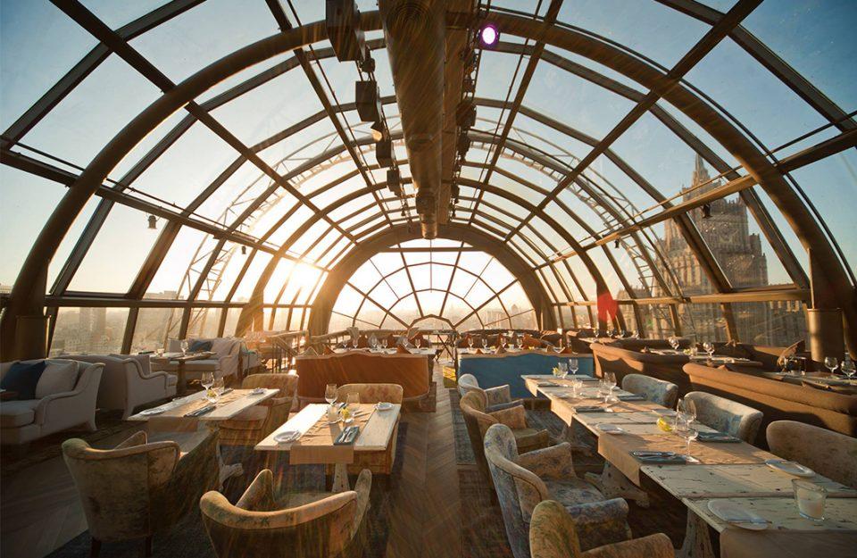 Os melhores restaurantes de Moscou