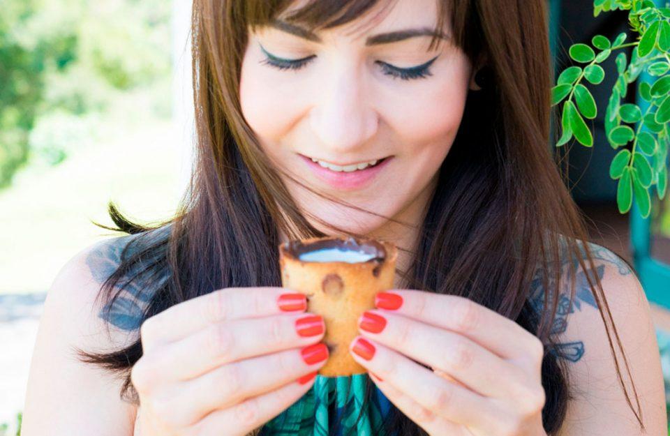 Cookies para Adoçar o seu Dia