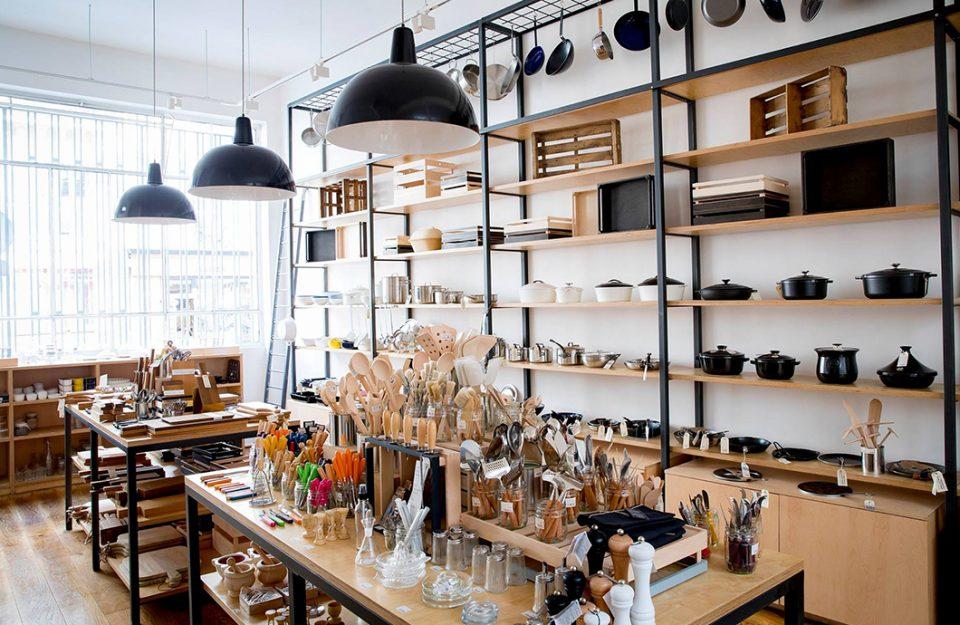 As melhores lojas de utensílios de cozinha e confeitaria em Paris