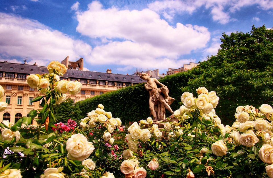 Parques e Jardins de Paris que você não pode deixar de conhecer