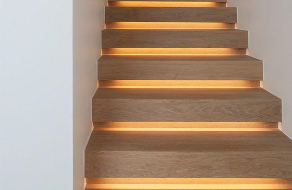 Escadas em Foco