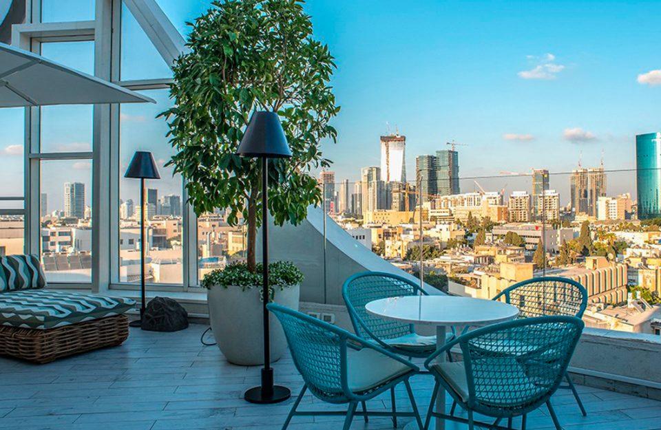 Onde se hospedar em Tel Aviv: os melhores hotéis boutique da cidade