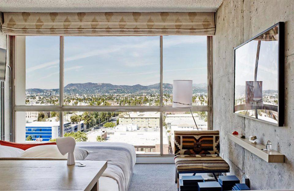 Os 10 melhores hotéis boutique de Los Angeles