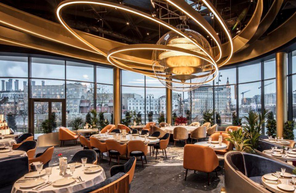 Voskhod: O Restaurante que Você Precisa Conhecer em Moscou | Rússia