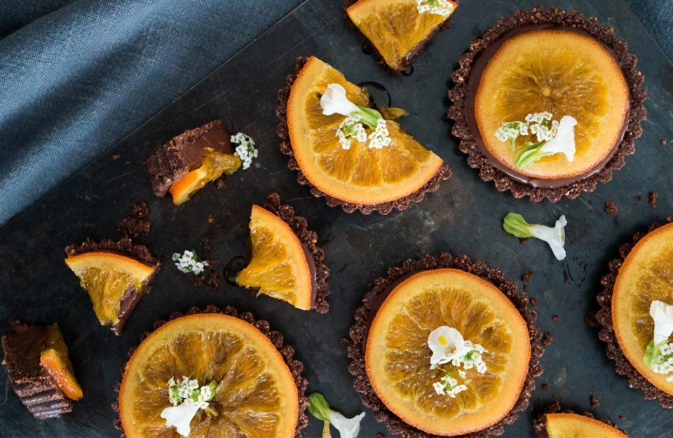 10 Doces Deliciosos para Quem Ama Laranja!