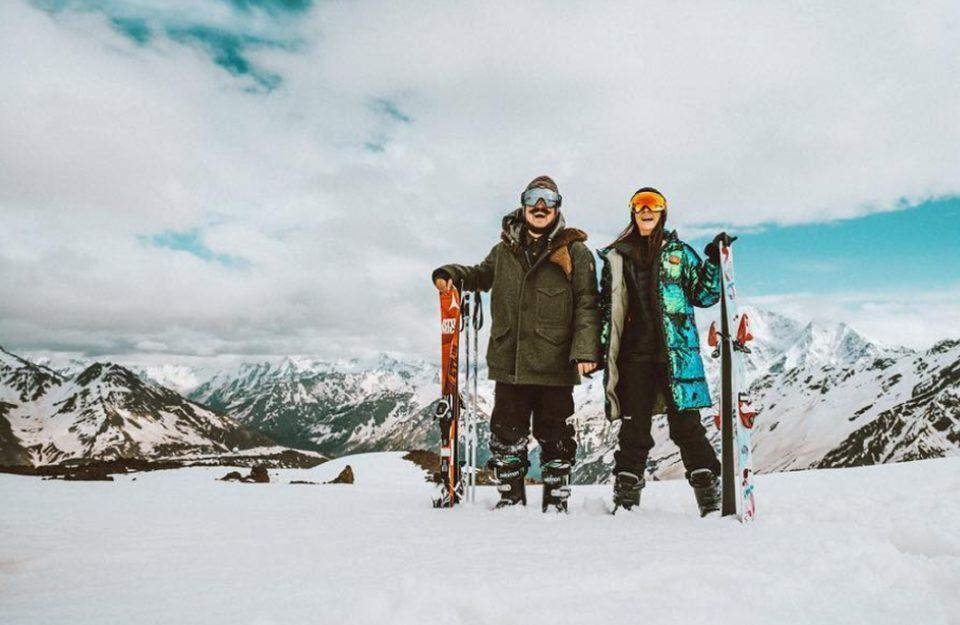 Monte Elbrus: Muita Neve na Montanha mais Alta da Europa | Rússia