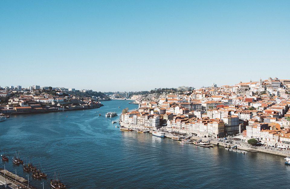 Os 7 Melhores Pontos do Porto para ver o Pôr-do-Sol