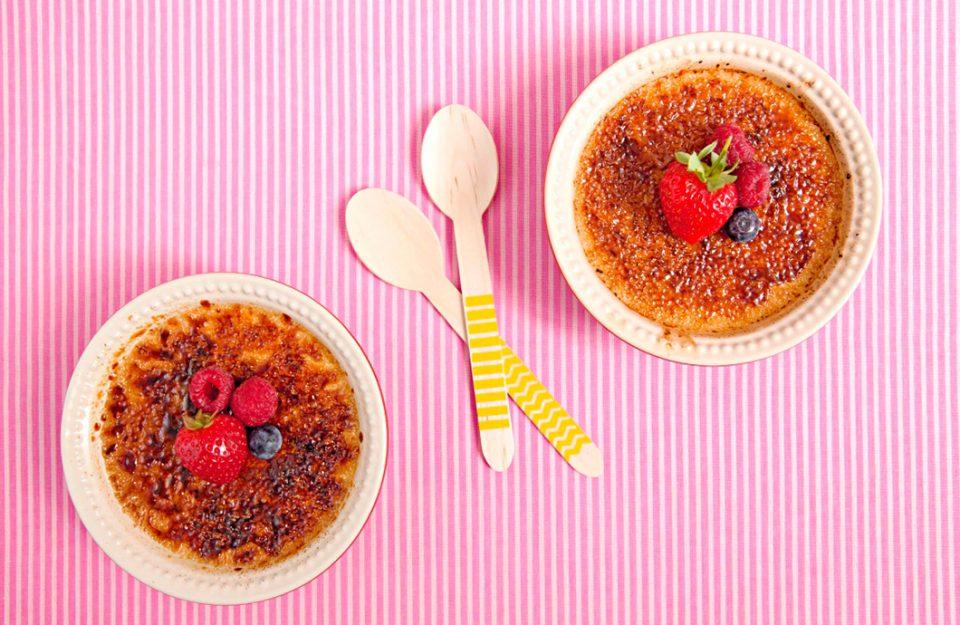 Receitas para Quem Ama Crème Brûlée