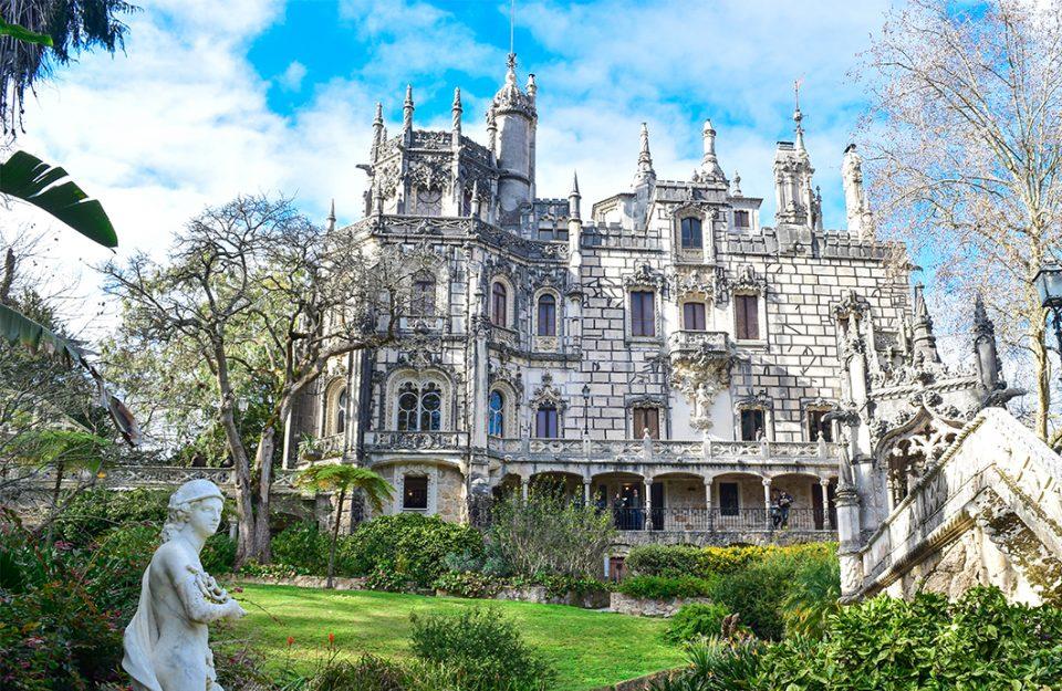 Sintra: Cenários de contos de fadas em Portugal