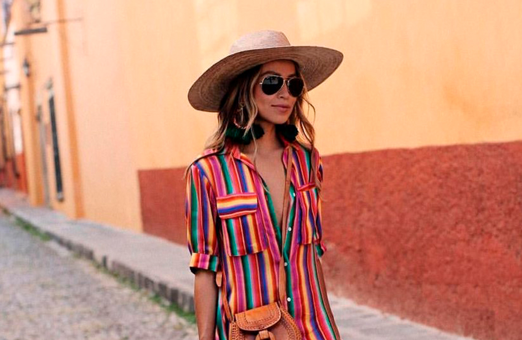 Tendência Verão 2019 Listras Coloridas Danielle Noce