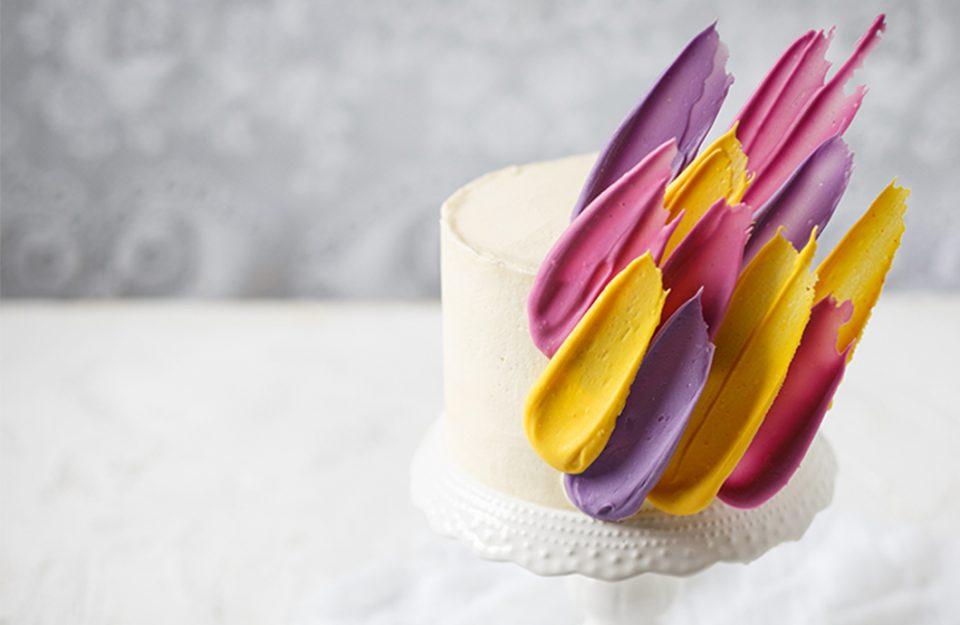 Conheça a Tendência de Decoração Brushstroke Para Sobremesas!