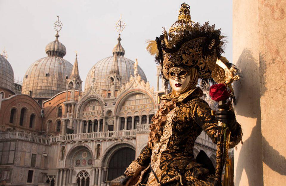 Sobre o Carnaval de Veneza