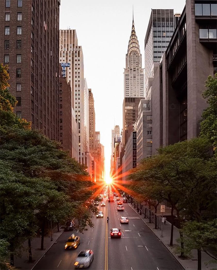 Manhattanhenge