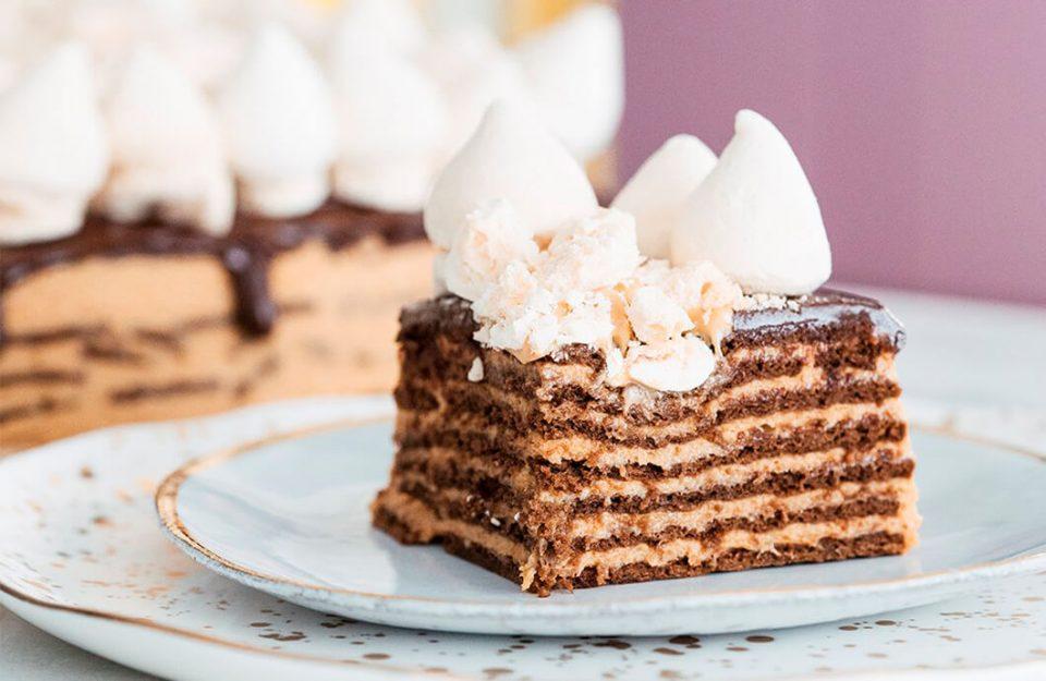 10 Receitas de Tortas que Não Vão Ao Forno