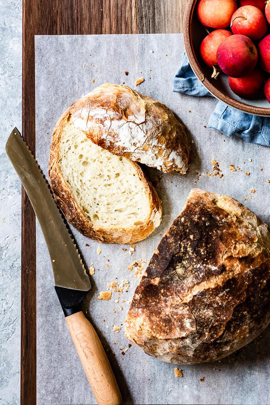 faca de pão