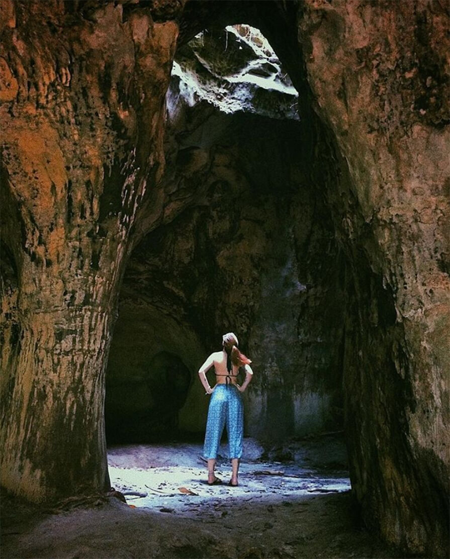 gruta em Presidente Figueiredo