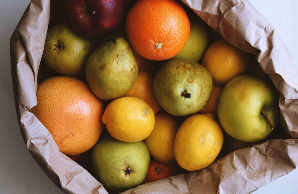Qual A Melhor Forma de Guardar Frutas?