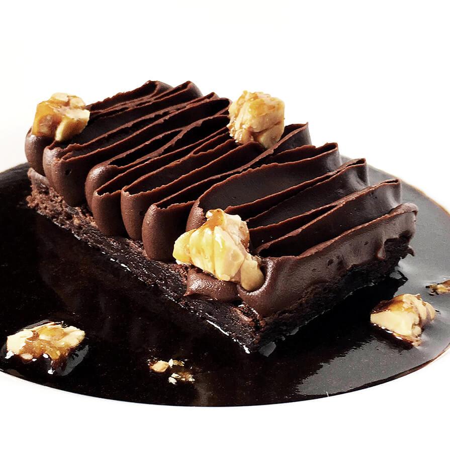 bolo de chocolate com mel