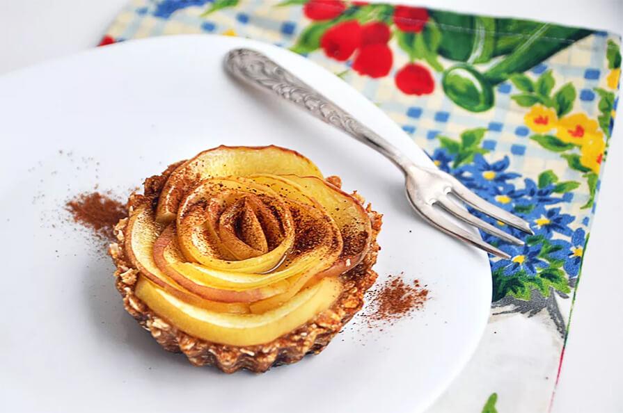 torta de pêssego