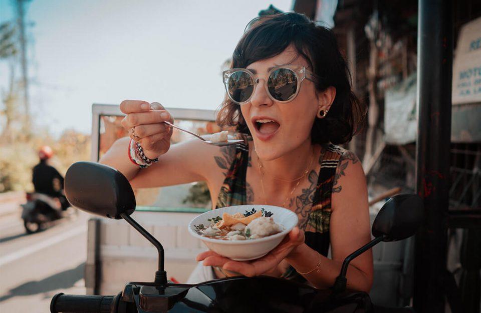 Bakso: Comida de Rua em Bali