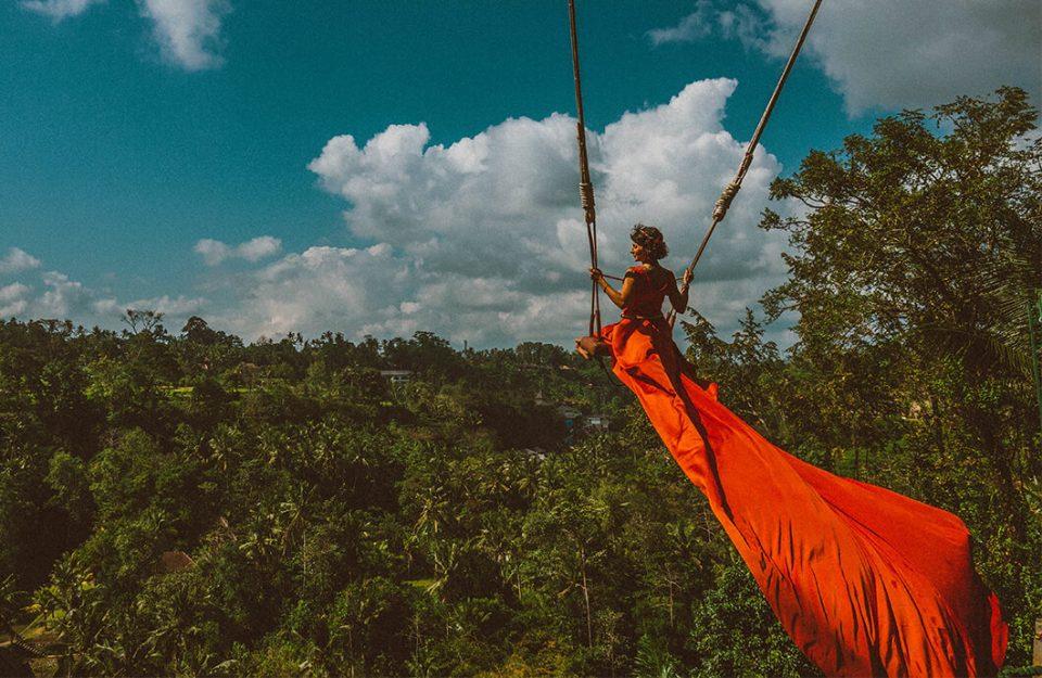 Bali Swing: A Disney dos Balanços