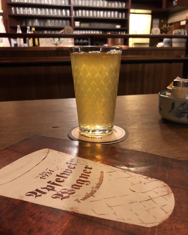 Apple Wine - Frankfurt