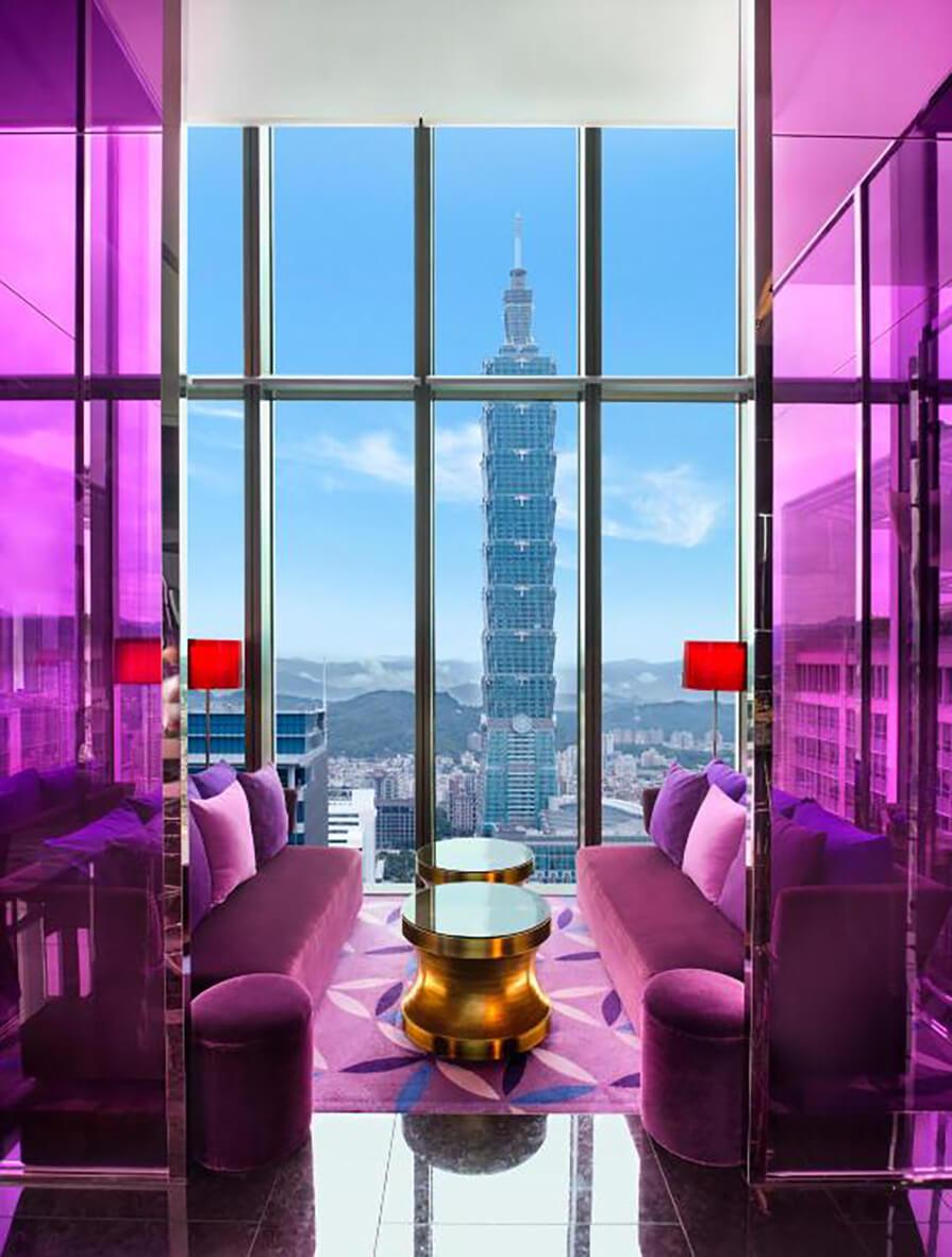 Hotéis em Taipei