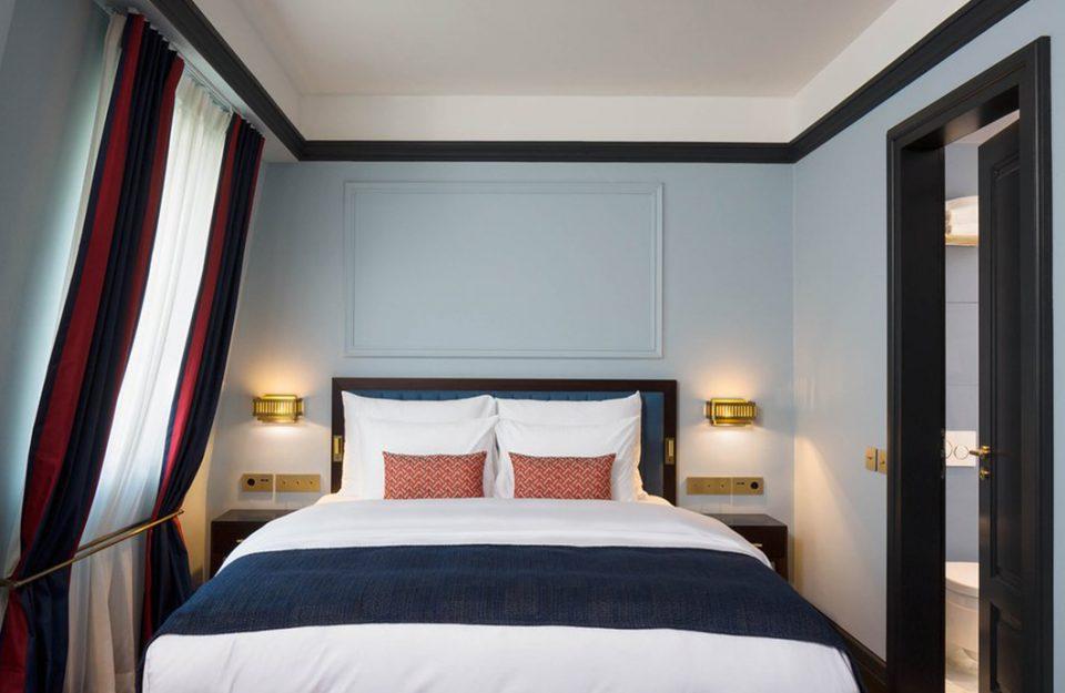 5 hotéis boutique para ficar em Frankfurt