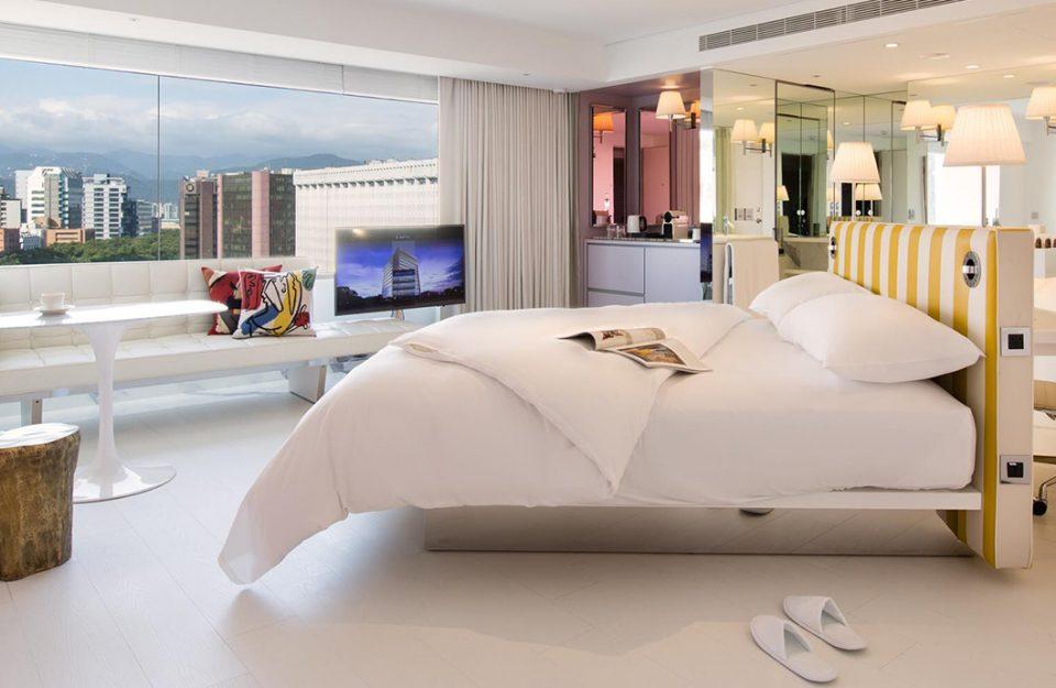 5 hotéis boutique para ficar em Taipei
