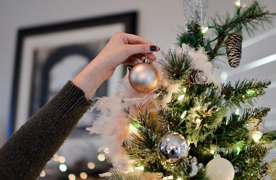 Onde comprar decorações de natal na 25 de Março