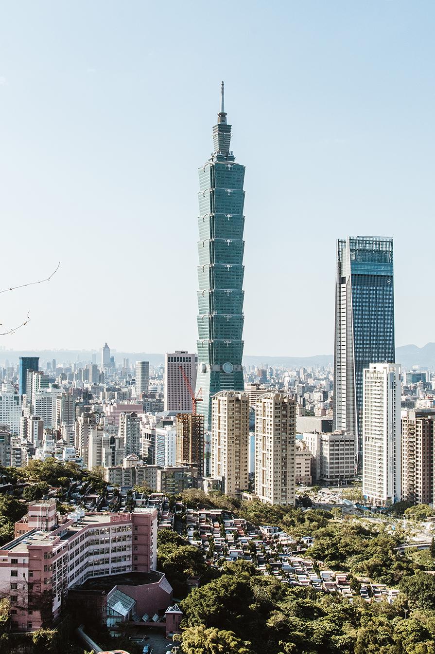 Passeios imperdíveis de Taiwan