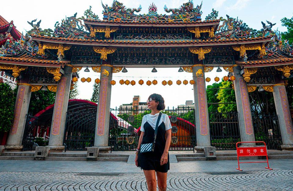 Os passeios imperdíveis de Taiwan