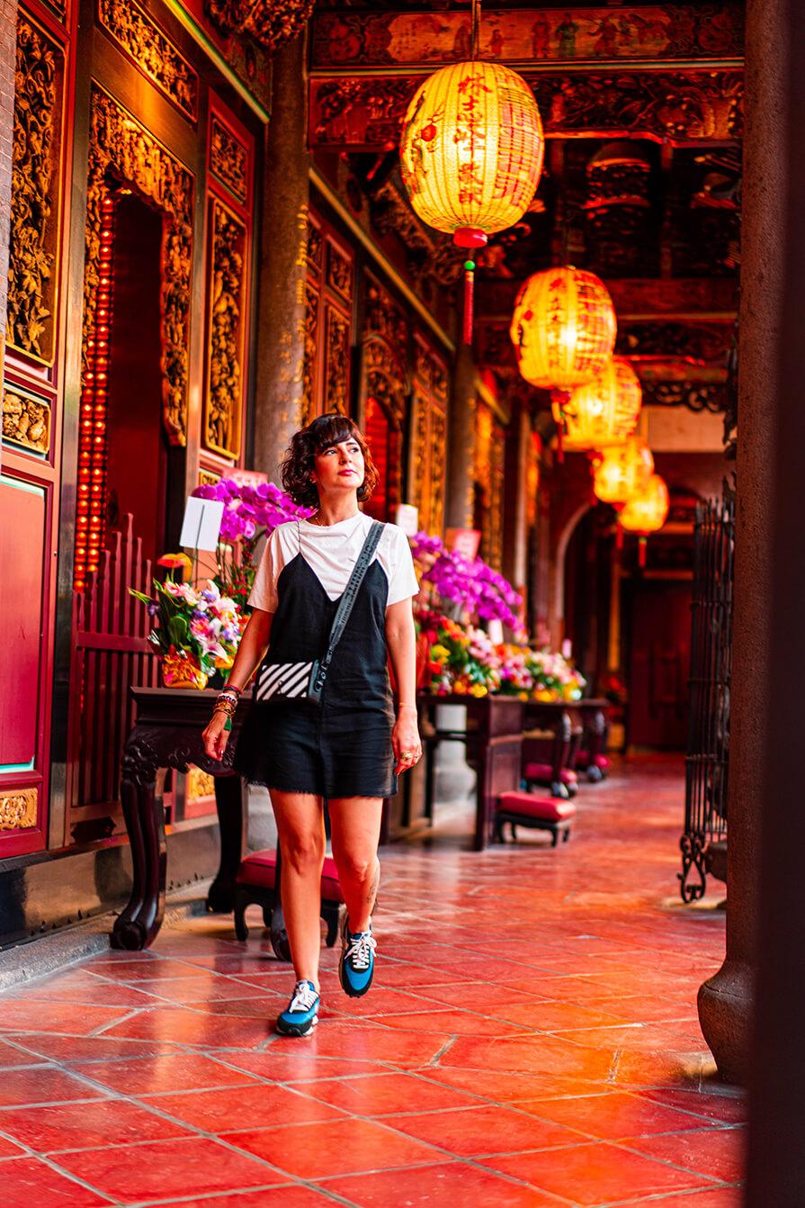 Templos Taiwan