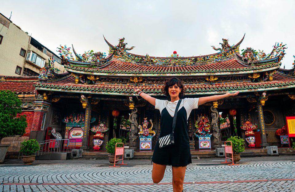 Taiwan: o país com 15 mil templos