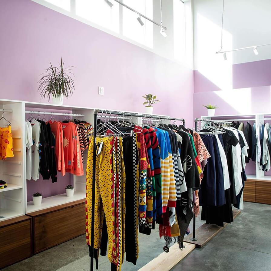 Lojas no México