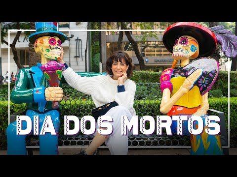 DIA DOS MORTOS no MÉXICO   DANI NOCE