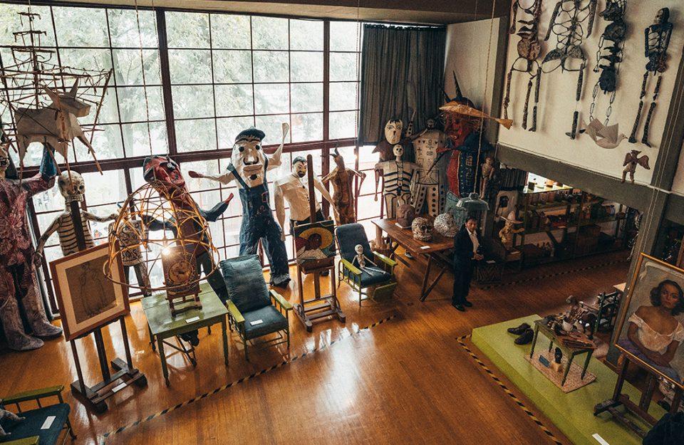 Museu Casa-Estúdio de Diego Rivera e Frida Kahlo