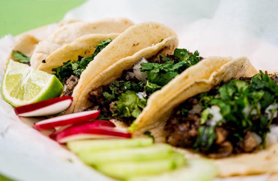 5 lugares para comer tacos no México