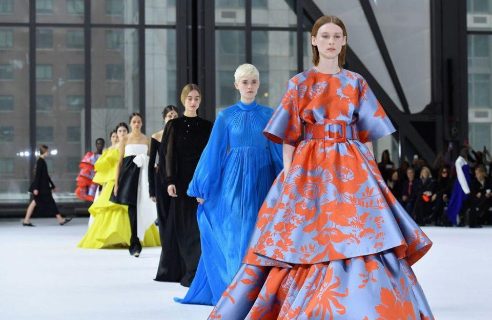 Color block, florais e muitos detalhes na NY Fashion Week