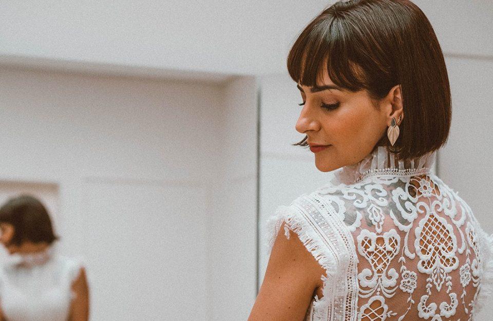 Que tipo de vestido de noiva escolher?