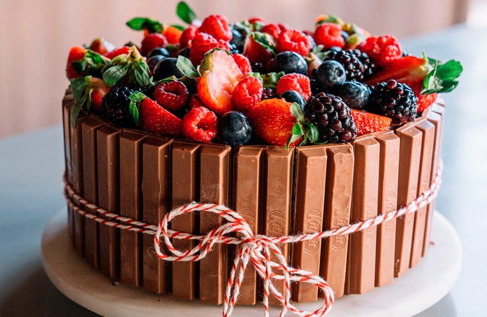 10 ideias de decoração de bolo para fazer em casa
