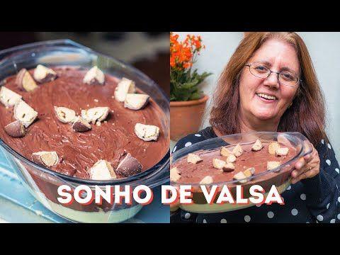 PAVÊ SIMPLES DE SONHO DE VALSA
